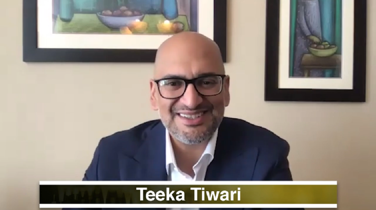 Teeka Tiwari Crypto Catch-Up